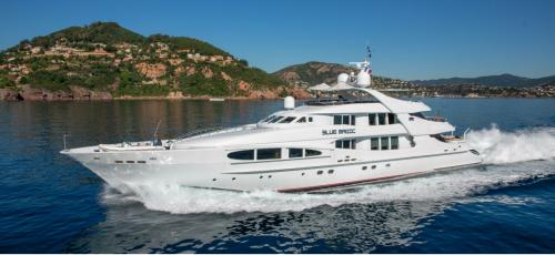 Motor Yacht Blue Magic